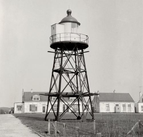 Het hoge licht omstreeks 1970.