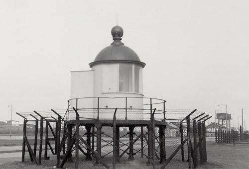 Het lage licht omstreeks 1970.