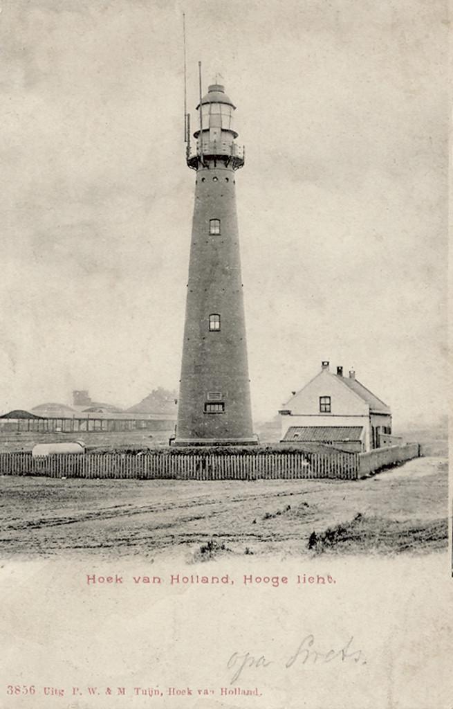 Het hoge licht in 1903.