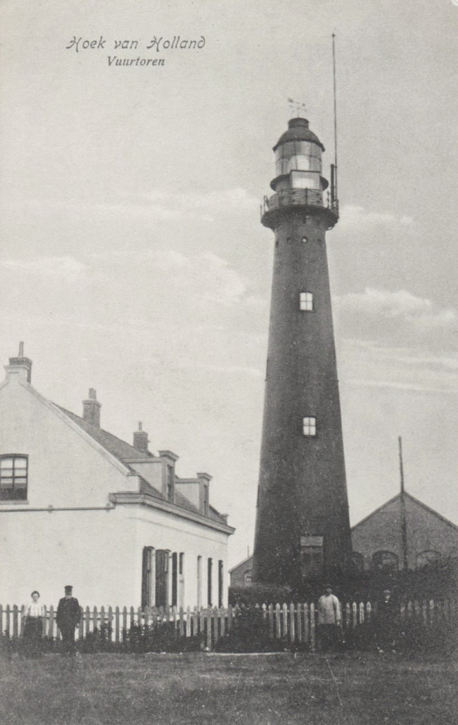 Het hoge licht in de jaren '10.