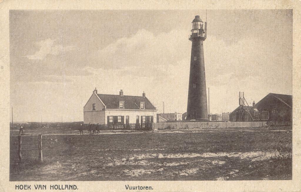 Het hoge licht omstreeks 1915.