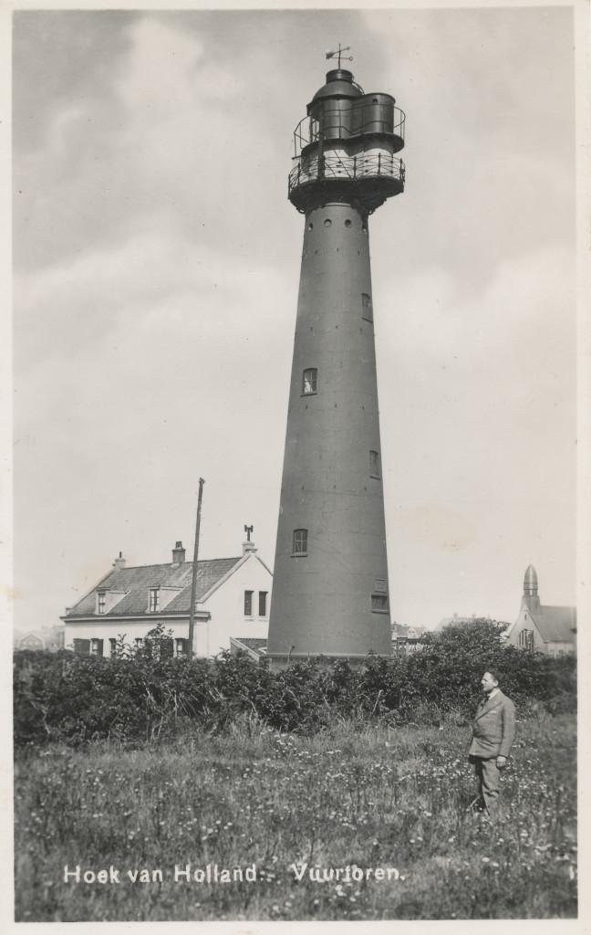 Het hoge licht begin jaren '30.