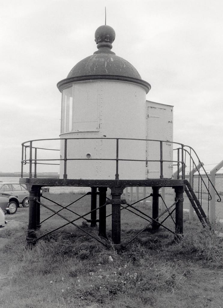 Het lage licht in 1973.