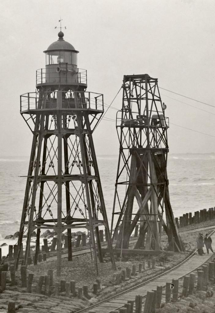 Het Noorderhoofd omstreeks 1920.