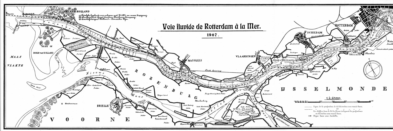 Maasmond 1907.