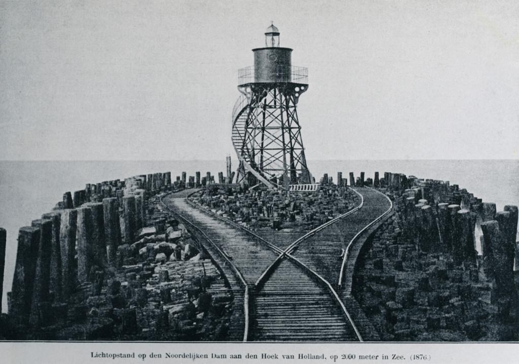 Het Noorderhoofd omstreeks 1900